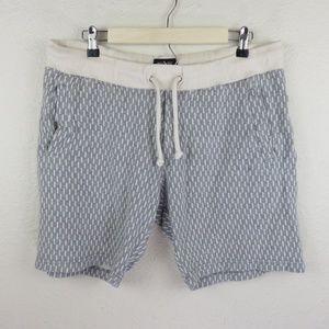 Burkman Bros Barney's Co-op Drawstring Shorts